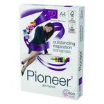 Papel fotocopiadora multifunción premium 110g Pioneer A3 297x420