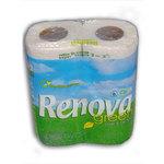 Papel de cocina doméstico Renova 2 capas 058782