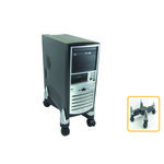 Soporte CPU ajustable plástico Fellowes
