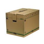 Cajas Embalaje Fellowes Transit 457x609x457mm (127 litros)