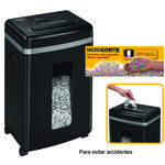 Destructora de documentos oficina Fellowes 450M 4704101