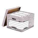 Contenedor carpetas colgantes automático Folio Fellowes Bankers Box System