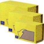 Cajas para envíos postales extra resistente Fellowes