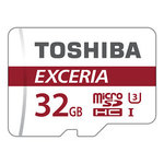 Tarjeta de memoriaToshiba MicroSDHC 32 Gb