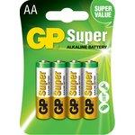 Pila alcalina GP Power Bank AA LR06