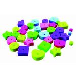 Figuras goma EVA adhesivas formas con relieve Smart 68001400