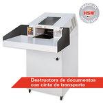 Destructora de documentos industrial HSM FA400 1513144