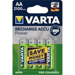 Pila recargable Varta Accu AAA LR03 800mAh