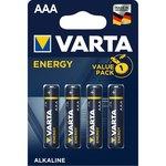 Pila alcalina Varta Energy 4103229414