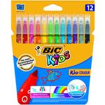Rotuladores de colores BIC KIDS Couleur