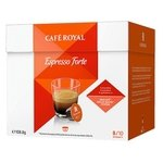 Cápsulas Café Royal Dolce Gusto Forte
