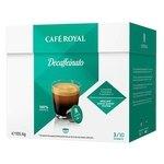 Cápsulas Café Royal Dolce Gusto Decaffeinato