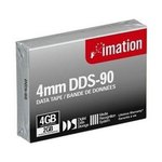 Cinta de datos Imation 4mm 90 metros - formato dds-1 - 2,0/4,0 gb