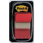 Banderitas marcapáginas Post-it Index rojo