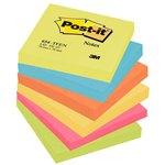 Bloc de notas adhesivas Post-it gama colores Energía 38x51mm