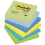 Bloc de notas adhesivas Post-it gama colores Fantasía 76x127mm