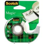 Blister cinta invisible Scotch Magic 19x7,5m