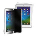 Protector de pantalla y privacidad para tablet Samsung Galaxy   10.1 pulgadas Modo horizontal