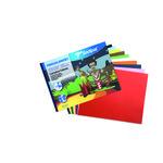 Bloc de trabajos manuales cartulina colores Sadipal