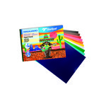 Bloc de trabajos manuales papel charol Sadipal