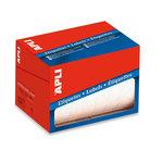Etiquetas adhesivas manual Apli en rollo 12x18mm