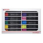 Rotuladores de colores de punta de fibra Edding 1200
