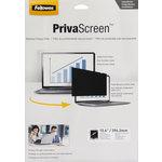 Filtros de privacidad Privascreen para pantalla panorámica 16:9 Fellowes  15.6 pulgadas