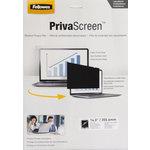Filtros de privacidad Privascreen para pantalla panorámica 16:9 Fellowes  14 pulgadas