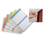 Tiras de papel para visores de carpetas colgantes Elba Print