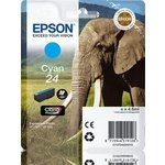 Cartucho inkjet Epson 24 Cian 360 páginas