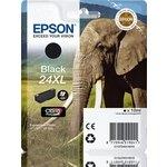Cartucho inkjet Epson 24XL Negro 500 páginas