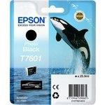 Cartucho inkjet Epson T7601 Negro foto 25,9 ml