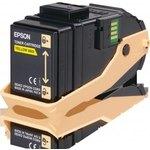 Tóner Epson AL-C9300 Amarillo 7500 páginas