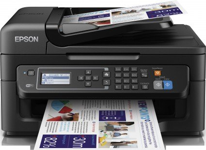 Multifunción Epson Inyección Color A4 Workforce WF-2630WF