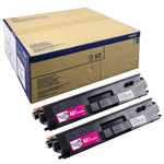 Tóner Brother TN900 Magenta Pack de 2 12000 páginas
