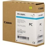 Cartucho inkjet Canon PFI-306pc Cian Foto  330 ml