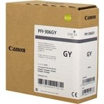 Cartucho inkjet Canon PFI-306gy Gris  330 ml