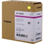 Cartucho inkjet Canon PFI-306m Magenta  330 ml