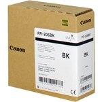 Cartucho inkjet Canon PFI-306bk Negro  330 ml