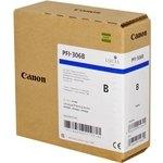 Cartucho inkjet Canon PFI-306b Azul  330 ml