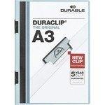 Dossier A3 60 H. Duraclip azul
