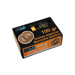 Gomilla elástica de caucho 10 cm  caja de 100 g