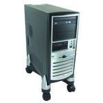 Soporte CPU ajustable plástico Fellowes 8039001