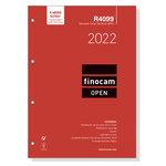 Recambio Anualidad 2022 Finocam Open: R4099 Semana Vista Vertical Castellano