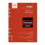 Recambio Anualidad 2022 Finocam Open: R1099 Semana Vista Vertical Castellano