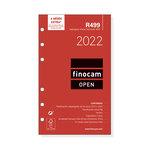 Recambio Anualidad 2022 Finocam Open: R499 Semana Vista Vertical Castellano