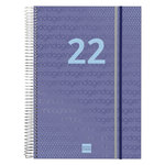 Agenda 2022 Finocam Year Día Página 21X29,7Cm Castellano