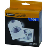 Sobres para CD blanco Fellowes