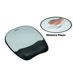 Alfombrilla ratón con reposamuñecas espuma Fellowes Memory Foam 9175801