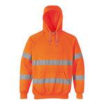 Sudadera con capucha de alta visibilidad Amarillo M R
